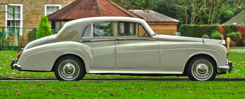 1964 Rolls Royce Silver Cloud 3 For Sale (picture 3 of 6)