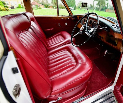 1964 Rolls Royce Silver Cloud 3 For Sale (picture 4 of 6)