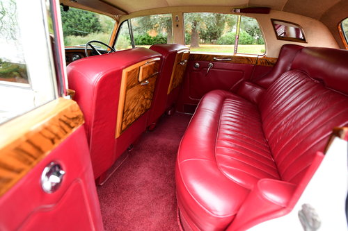 1964 Rolls Royce Silver Cloud 3 For Sale (picture 5 of 6)