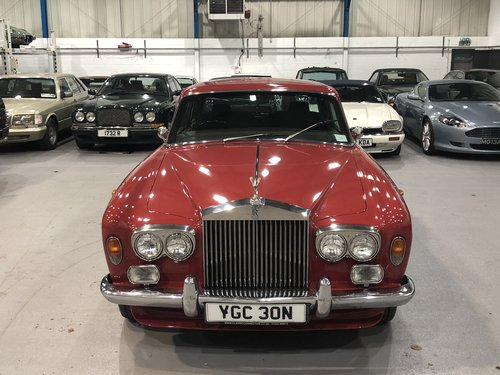 1974 Rolls Royce Corniche Fixed Head Coupe For Sale (picture 2 of 6)
