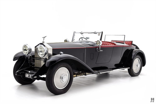 1930 ROLLS-ROYCE PHANTOM II TWO SEATER OPEN SPORTS BY HOOPER For Sale (picture 1 of 6)