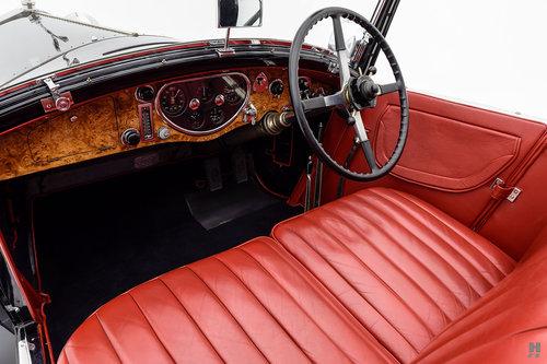 1930 ROLLS-ROYCE PHANTOM II TWO SEATER OPEN SPORTS BY HOOPER For Sale (picture 5 of 6)