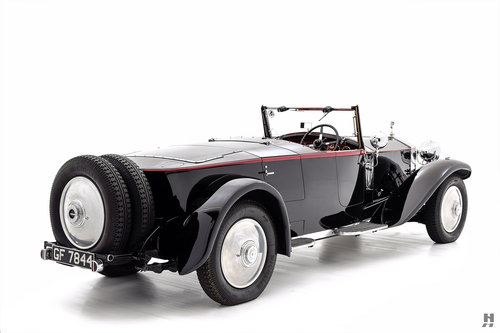 1930 ROLLS-ROYCE PHANTOM II TWO SEATER OPEN SPORTS BY HOOPER For Sale (picture 6 of 6)