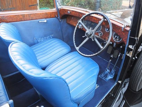 1934 Rolls-Royce 20/25 Drophead Coupe  by Hooper SOLD (picture 3 of 6)