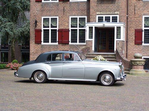 1963 RollsRoyce Silver Cloud III For Sale (picture 1 of 6)