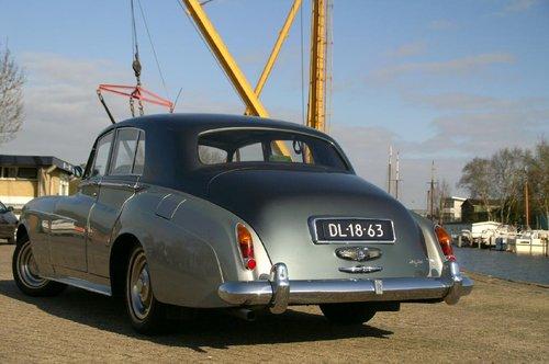 1963 RollsRoyce Silver Cloud III For Sale (picture 2 of 6)