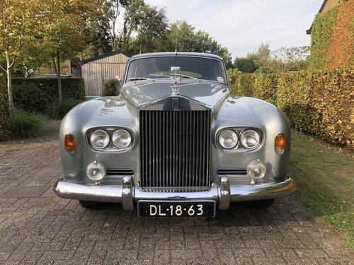 1963 RollsRoyce Silver Cloud III For Sale (picture 3 of 6)
