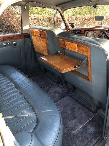 1963 RollsRoyce Silver Cloud III For Sale (picture 4 of 6)