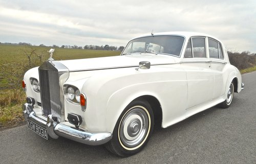 1963 ROLLS ROYCE SILVER CLOUD III For Sale (picture 1 of 6)