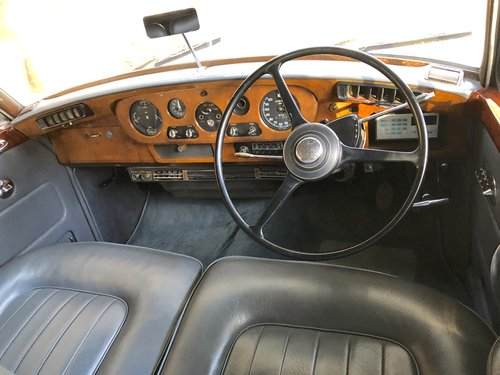 1963 ROLLS ROYCE SILVER CLOUD III For Sale (picture 5 of 6)