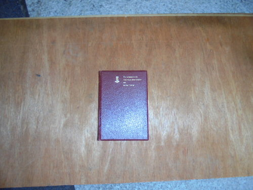 Rolls Royce Silver Shadow Handbook  For Sale (picture 1 of 1)
