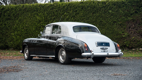 1963 Rolls Royce Silver Cloud 111 Saloon  For Sale (picture 2 of 6)