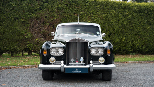 1963 Rolls Royce Silver Cloud 111 Saloon  For Sale (picture 6 of 6)