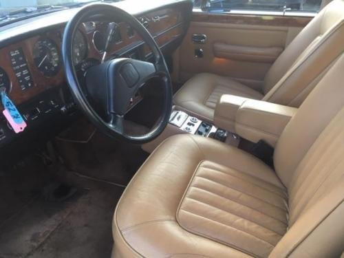 1989 Rolls Royce Silver Spirit 99k miles LHD Left Hand Drive For Sale (picture 6 of 6)