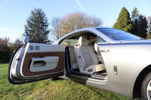 2014 Rolls-Royce Wraith For Sale (picture 3 of 6)