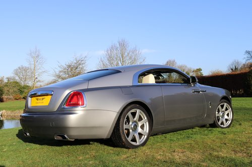 2014 Rolls-Royce Wraith For Sale (picture 4 of 6)