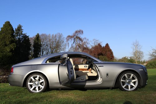 2014 Rolls-Royce Wraith For Sale (picture 5 of 6)