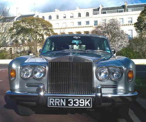 1971 lovely Rolls Royce Siver Shadow 1 For Sale (picture 3 of 6)