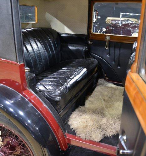 Vintage 1926 Rolls Royce 20HP Weymann Saloon For Sale (picture 5 of 6)
