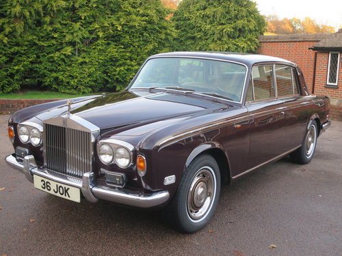 1976 Roll-Royce Silver Shadow I For Sale (picture 2 of 6)
