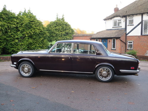 1976 Roll-Royce Silver Shadow I For Sale (picture 3 of 6)