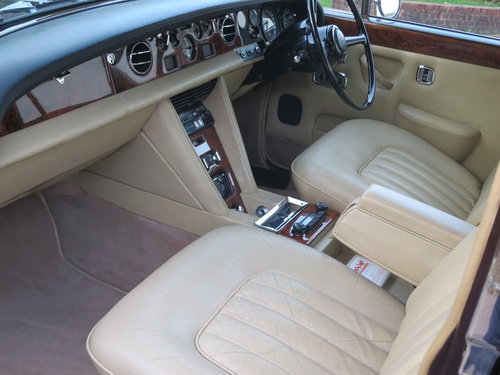 1976 Roll-Royce Silver Shadow I For Sale (picture 5 of 6)