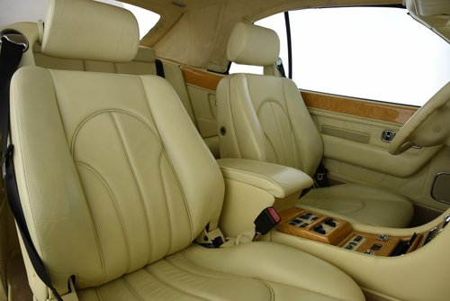 2001 Rolls Royce Corniche Convertible LHD For Sale (picture 3 of 6)