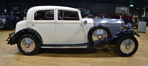 1933 Rolls Royce 20/25 Park Ward Continental bodied Sports  For Sale (picture 2 of 6)