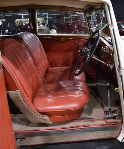 1933 Rolls Royce 20/25 Park Ward Continental bodied Sports  For Sale (picture 4 of 6)