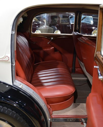 1933 Rolls Royce 20/25 Park Ward Continental bodied Sports  For Sale (picture 6 of 6)