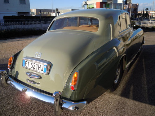 Rolls -Royce Silver Cloud I   1957 For Sale (picture 3 of 6)