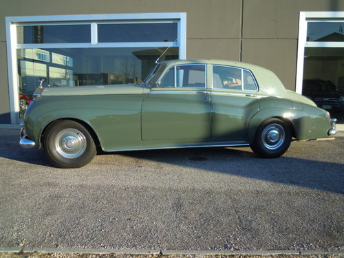 Rolls -Royce Silver Cloud I   1957 For Sale (picture 4 of 6)