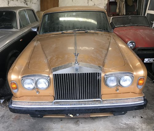 1978 Rolls Royce Silver Shadow II For Sale (picture 5 of 6)