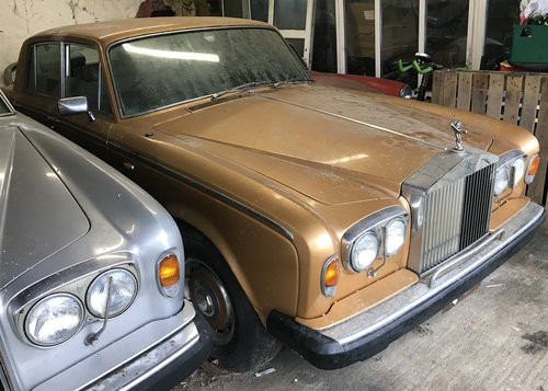 1978 Rolls Royce Silver Shadow II For Sale (picture 6 of 6)