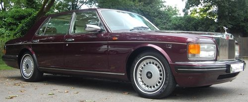 1996 ROLLS-ROYCE SILVER DAWN 6.8 AUTOMATIC LWB  For Sale (picture 1 of 1)