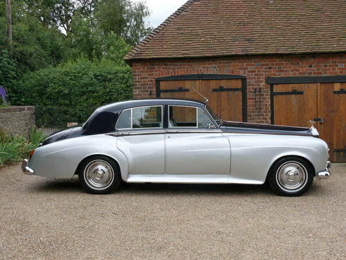 1964 Rolls-Royce Silver Cloud III  For Sale (picture 1 of 6)