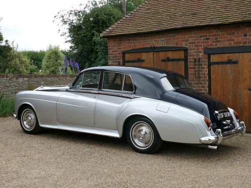 1964 Rolls-Royce Silver Cloud III  For Sale (picture 3 of 6)