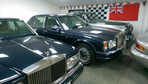 Rolls Royce Silver Cloud 111 1964 SOLD (picture 6 of 6)