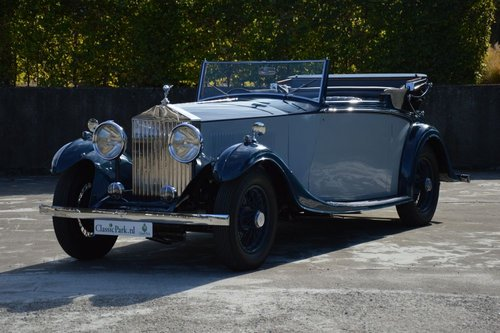 1934 (988) Rolls-Royce 20/25 3-Position Drophead Coupé  For Sale (picture 1 of 6)
