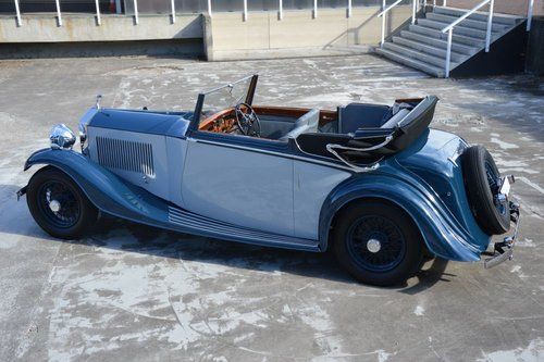 1934 (988) Rolls-Royce 20/25 3-Position Drophead Coupé  For Sale (picture 2 of 6)