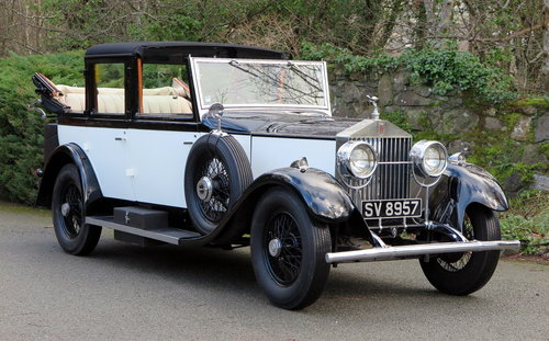 1930 20/25  Brewster Landaulette De Ville GSR65 For Sale (picture 1 of 6)