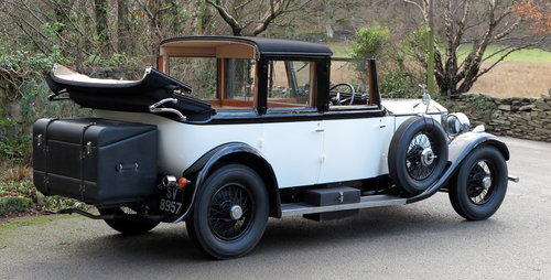1930 20/25  Brewster Landaulette De Ville GSR65 For Sale (picture 2 of 6)