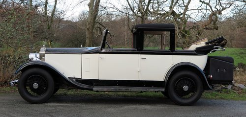 1930 20/25  Brewster Landaulette De Ville GSR65 For Sale (picture 3 of 6)