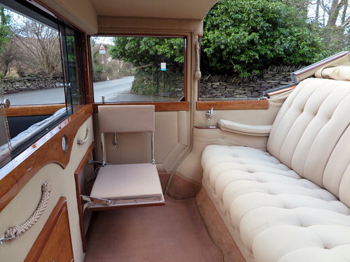1930 20/25  Brewster Landaulette De Ville GSR65 For Sale (picture 6 of 6)