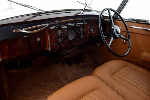 1950 Rolls Royce Silver Wraith Saloon For Sale (picture 5 of 6)