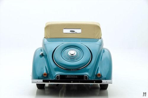1937 ROLLS-ROYCE PHANTOM III DROP HEAD COUPE For Sale (picture 6 of 6)