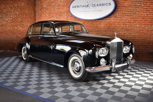 1965 Rolls Royce Silver Cloud III LWB For Sale (picture 1 of 6)