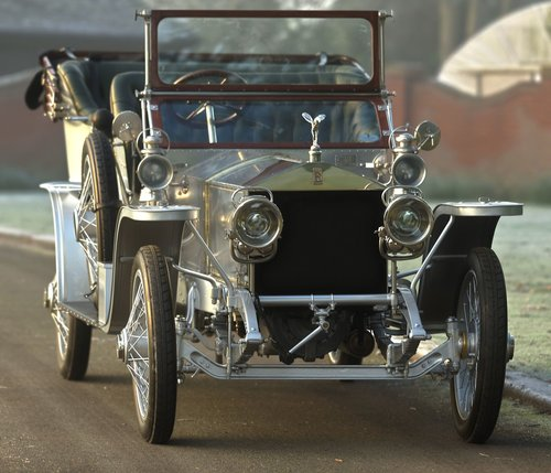 1912 Rolls Royce Silver Ghost Rois Des Belges Chassis 2082 For Sale (picture 1 of 6)