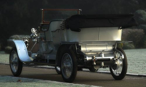 1912 Rolls Royce Silver Ghost Rois Des Belges Chassis 2082 For Sale (picture 2 of 6)