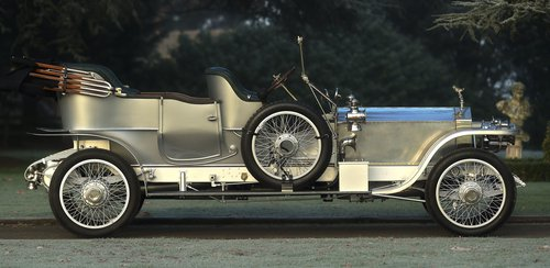 1912 Rolls Royce Silver Ghost Rois Des Belges Chassis 2082 For Sale (picture 3 of 6)